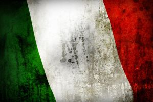 Italian Flag by noizkrew