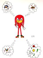 Knuckles - I've had enough by Gallerica