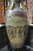 Japanese vase 2 by Guardian0660