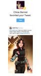 Daisy Johnson Likes My Art by JamieFayX