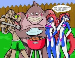 Scinter's Barbecue by neyola298