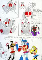 Megatron the Perv FANSERVICE by PurrV