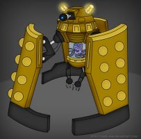The Dalek Emperor by Jace-san