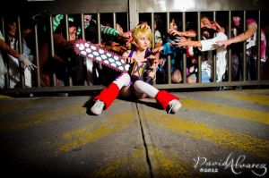 juliet starling cosplay by sanchanclau