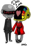 Daft Love by zokia