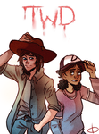 TWD kids by vishes909