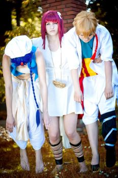 Don't be stupid guys-Magi The labyrinth of Magic by Deathly-Wonderland