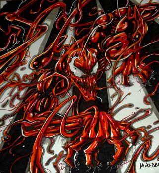 Carnage by MikeES
