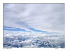 Over the clouds by JollyJoker1411