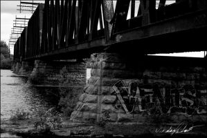 Bridge Series III - XIV by NRT