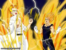 PRIZE ART:LOL ITS OVER 9000 XD by amethyst-rose