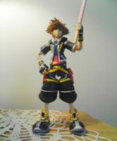 A Triumphant Sora by SailorCrafty26