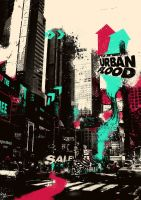 Urban Flood by dark-crown