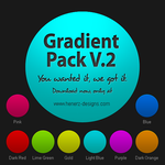 PS Freebie - Gradient Pack 2 by Henerz-Design