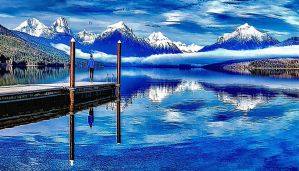 Blue Heaven by montag451