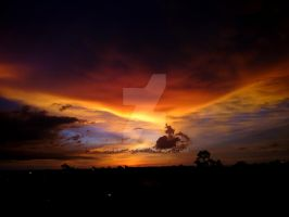 Beckie-Lee Photography: territory sunset by Bekkish