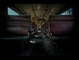 Train to nowhere by AbandonedZone