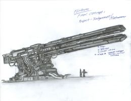 Project: Foehammer - concept by WMDiscovery93