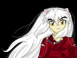 Inuyasha Again by hanyou-lover1