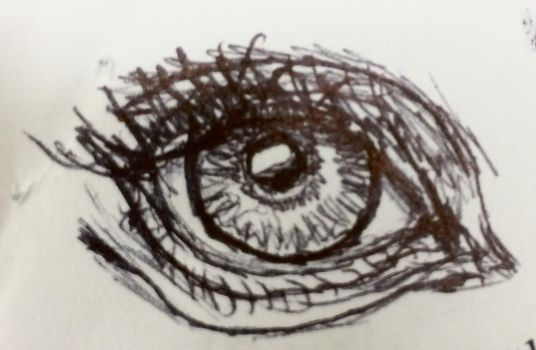 Eye Doodle by Elso12