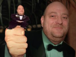 Tom and his Dancing Thumb by Luxwiz