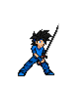 Ralick JUS Sword Stance by LSWKiller