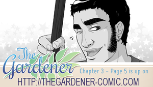 The gardener - Chapter 3 page 5 by Marc-G