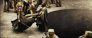 THIS IS SPARTA. by TheHappySpaceman01