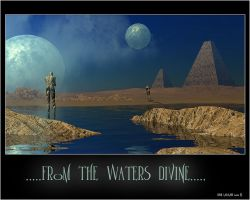 From the waters divine by ShaneGallagher