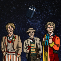 The F(ish) Doctors by Weaselon