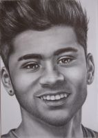 Zayn Malik by shoutgirl11