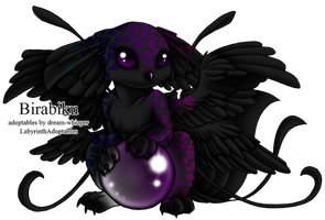 Little-Ginja-phoenix: Su'kira by LabyrinthAdoptables