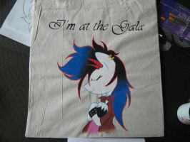 Painted bag (commission for koen1992) by haselwoelfchen
