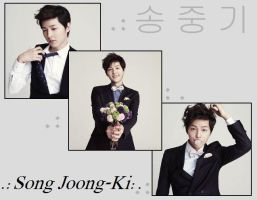 Song Joong Ki Desktop 3 by Princess-Kraehe