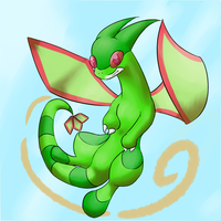Flygon by recipe-for-disaster