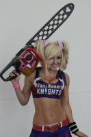 Lollipop Chainsaw 02 by lianthus