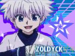 Zoldyck:Killua by EllishaLorraine