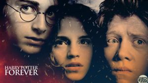 Harry Potter Forever by IshaanMishra