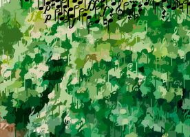 Musical Background 1 by Llyzabeth