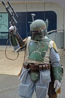 Boba Fett Cosplay  at The NSC (8) by masimage