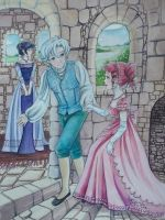 Escort through the Abbey by Delight046