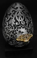 Faberge Egg Unlocking by osiskars