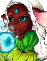 Mouse the Sage by Diglette
