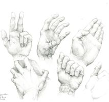 hands study 2 by MATking
