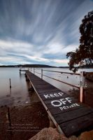 Keep Off by FireflyPhotosAust