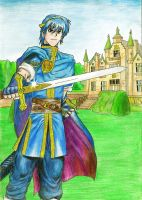 The Prince and a Castle by Minna-chan