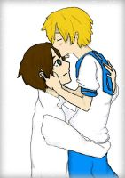 Seborga x Sealand - Kiss in your face(?) by Jennii-Kirachan-Miku