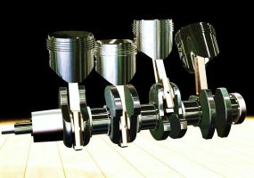 Car Pistons by alibabes777