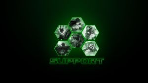 Support League of Legends Wallpaper (Season 4) by VyxisPrime