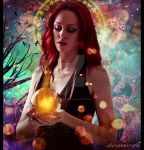 The flame of my soul by alexamorath